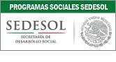 Programas sociales Sedesol