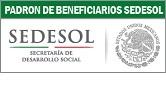 Padrón de Beneficiarios Sedesol